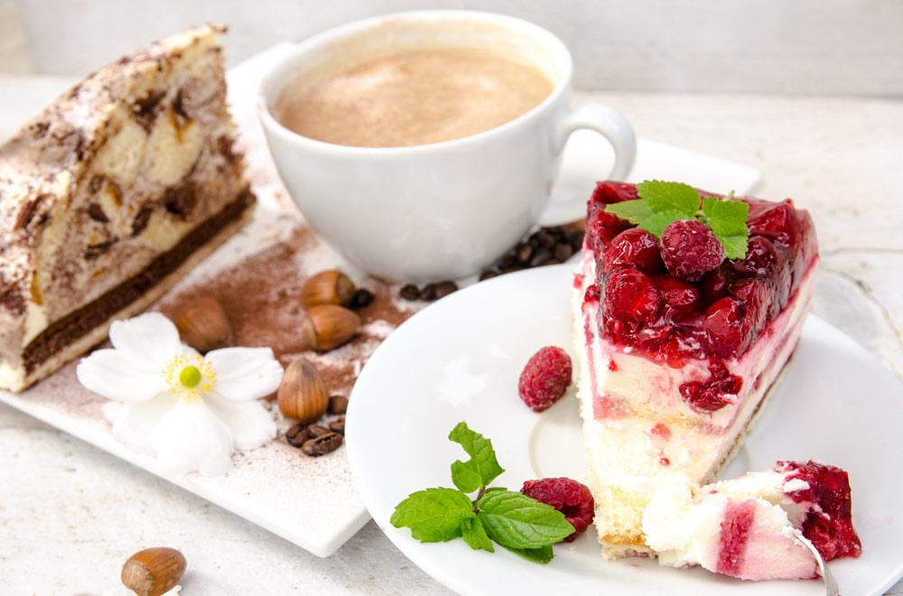 Kuchen - Cafe Zartbitter