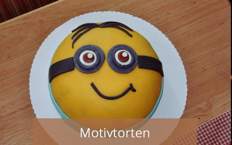 Motivtorten - Cafe Zartbitter